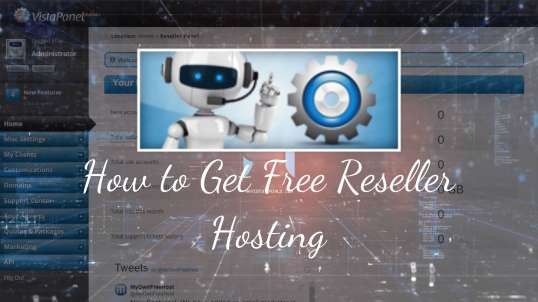 How to Get Free Reseller Hosting?