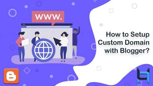 How to Completely Setup Custom Domain with Blogger